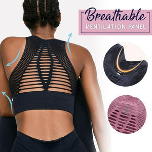 Breathable Instant Lift Bra - Imoost
