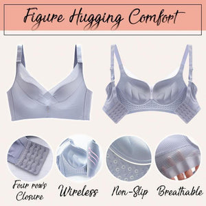 Wireless Seamless Lifting Bra - Imoost