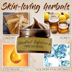 Pro-Herbal Refining Peel-Off Mask