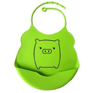 Baby Bibs Waterproof Silicone - Imoost