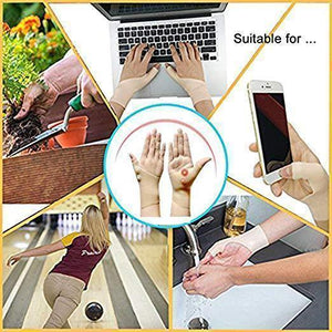 Magnetic Wrist & Thumb Support (Pack of 2) - Imoost