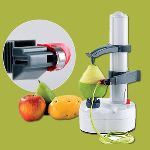 Electric Spiral Fruit Peeler - Imoost