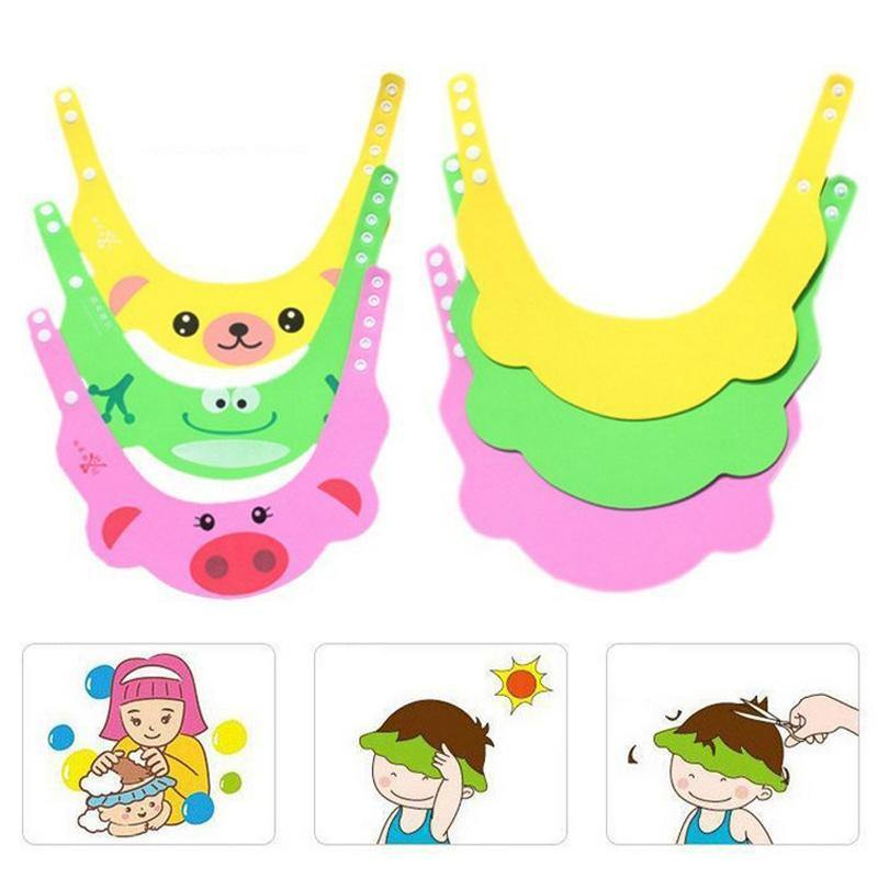 Cute Animal Kids Shower Cap - Imoost
