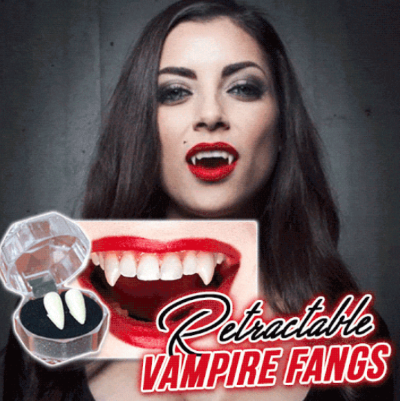 Retractable Vampire Fangs - Imoost
