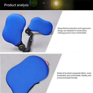Safety Travel  Car Headrest  Pillow - Imoost