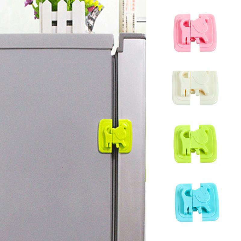 Baby Safety for Fridge Door Cabinet Locks - Imoost