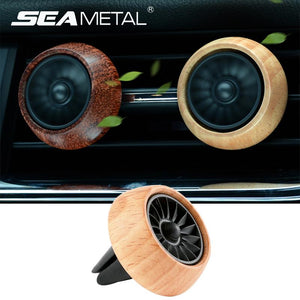 Mini Wood Vent Car Air Freshener Clips - Imoost
