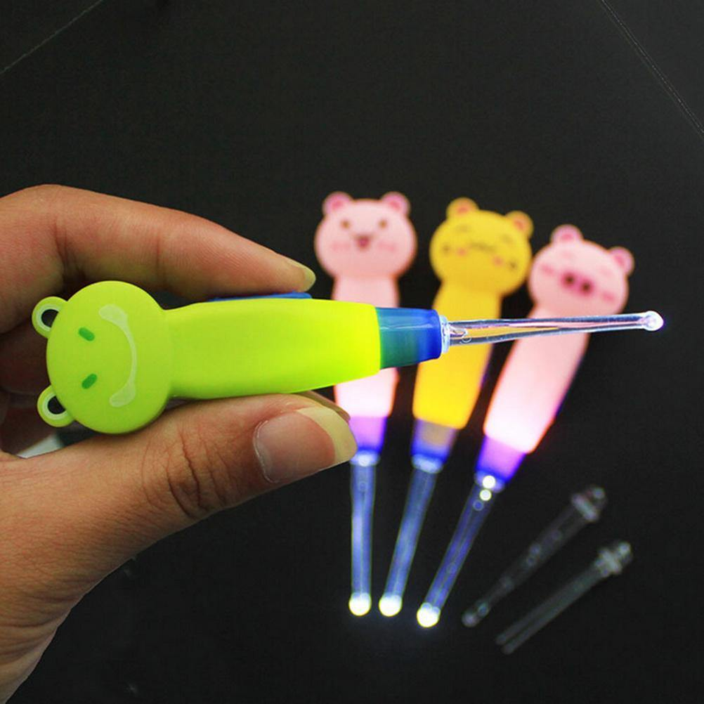 Child Earwax Cleaning Tool with Light - Imoost