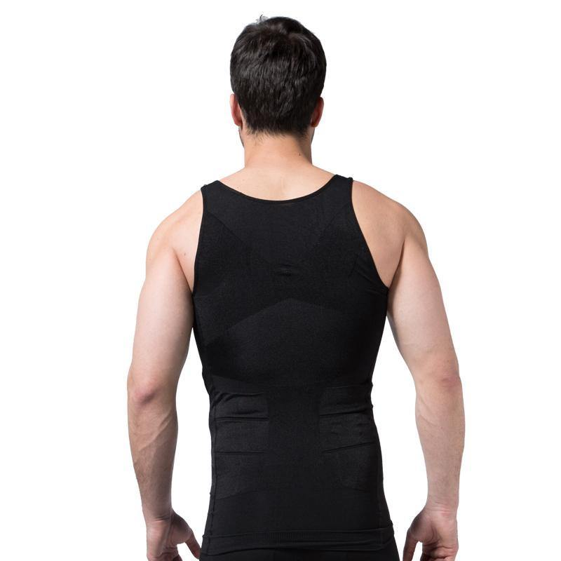 Men Slimming Body Shaper Vest - Imoost