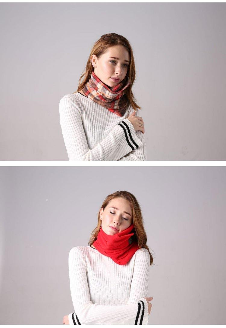 Ergonomic  Neck  Support Scarf - Imoost