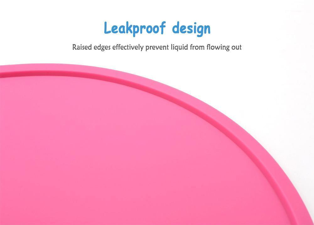 Baby Silicone Plate Slip-Resistant - Imoost