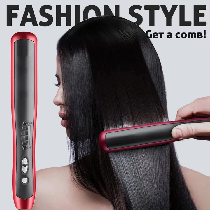 Anion Hair Straightening Styler - Imoost