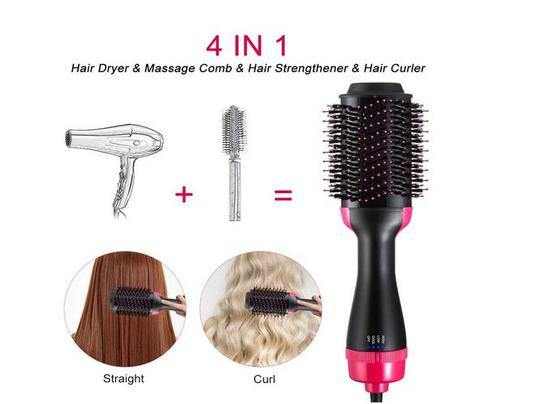 2 in 1 Hair Dryer & Volumizer - Imoost