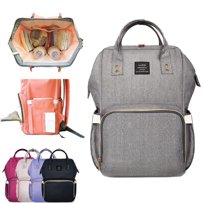 The Original LAND Diaper Bag - Imoost