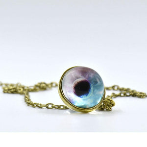 Galaxy Planet Space Necklace - Imoost