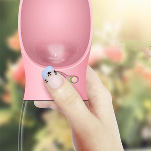 Portable Pet Water Dispenser Bottle - Imoost