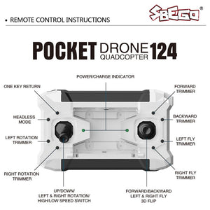 Mini Pocket Drone - Imoost