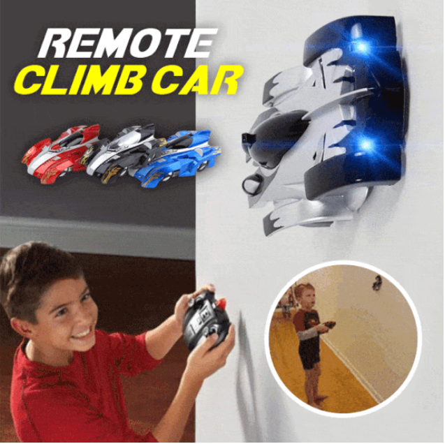 Anti Gravity Climber RC Car - Imoost