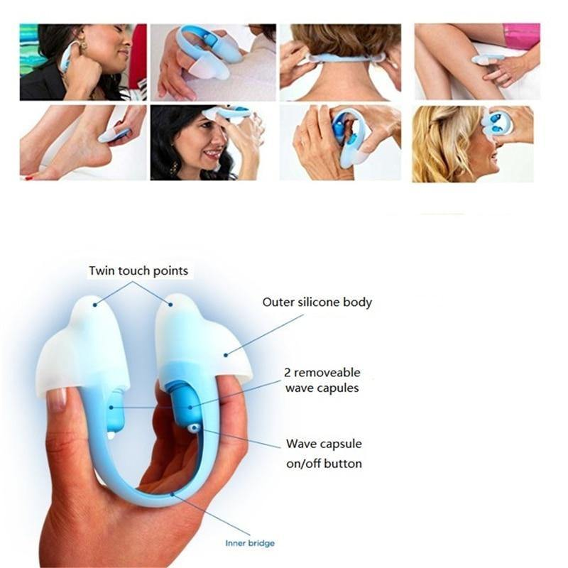 Mini Electric Acupressure iTouch Massager - Imoost