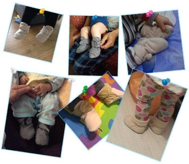 Soft Baby Booties - Imoost