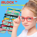 Anti-Blue Light Kids Glasses - Imoost