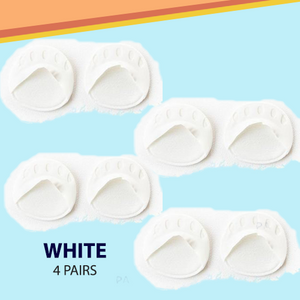 Honeycomb Fabric Forefoot Pads (4 Pairs) - Imoost