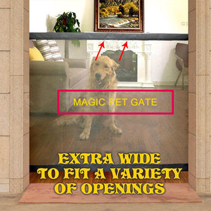Ultimate Portable Dog Gate - Imoost