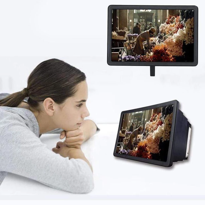 3D Foldable Universal Screen Amplifier - Imoost
