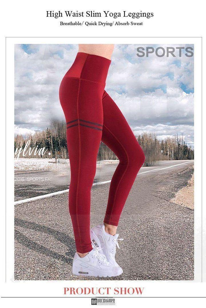 Anti-Cellulite Slim Compression Leggings - Imoost