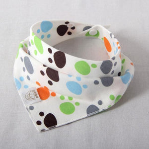 Cartoon Character Triangle Baby Bibs - Imoost