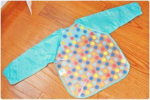 Colorful Baby Bibs Long Sleeve - Imoost
