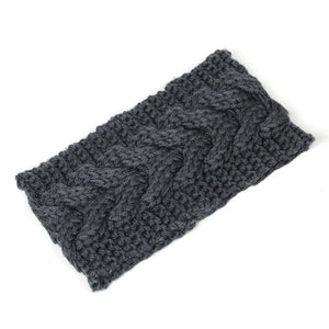 Super Comfy Knitted Winter Headband - Imoost