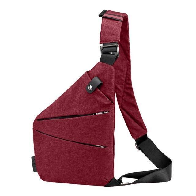 Anti Theft Cross Body Bag - Imoost