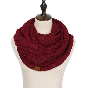 Infinity Cashmere Winter Scarf - Imoost