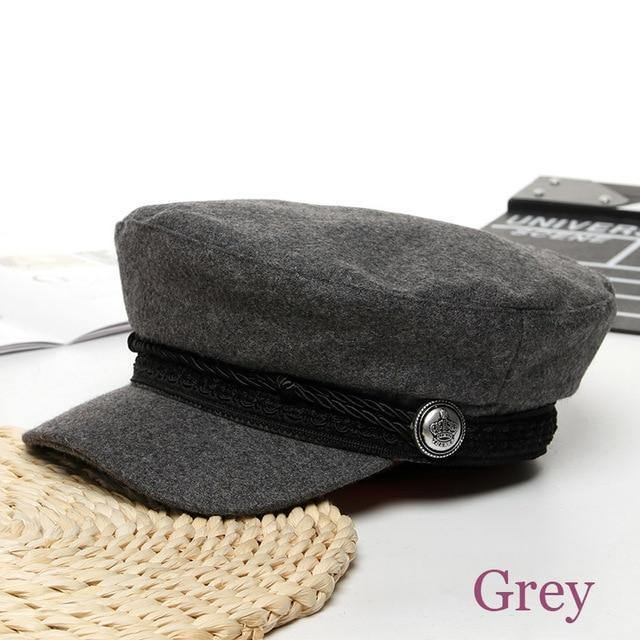 Winter Wool Beret Hat Women - Imoost