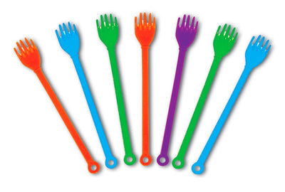 "6"" Mini Plastic Backscratcher"
