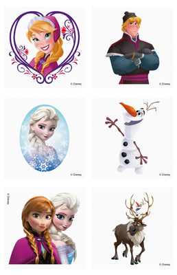 Tattoo Asst - Frozen