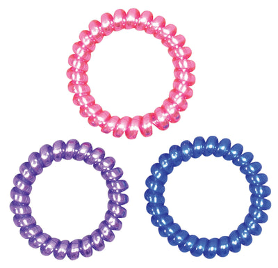 Bright Color Coil Bracelet