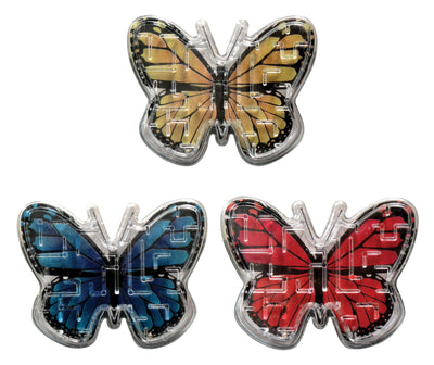 Butterfly Pill Puzzle 2.5""