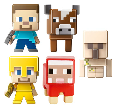 "Minecraft Mystery Figures 2"" *Closeout Special*"