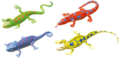 Large Painted Lizards 6""