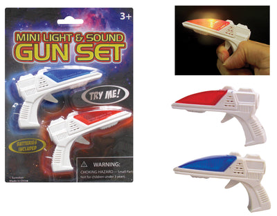 Light & Sound Gun 3.5""