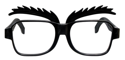 Eyebrow Glasses 5.5""