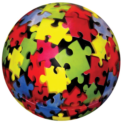 "Puzzle Ball Design 8"" *Closeout Special*"