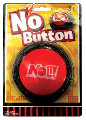 NO Button 3.5""