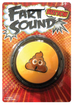 Fart Sounds Button 3.5""