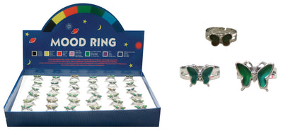 Butterfly Mood Ring *Closeout Special*
