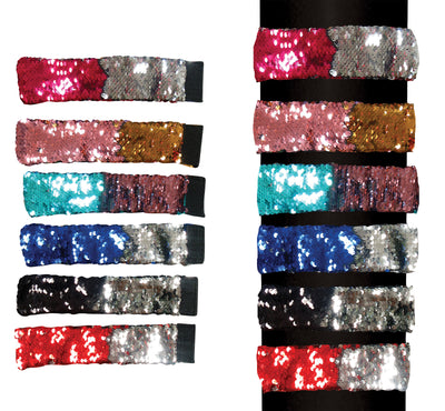 Color Changing Velcro Bracelet 9""