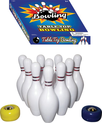 Table Top Bowling Game 8.5""