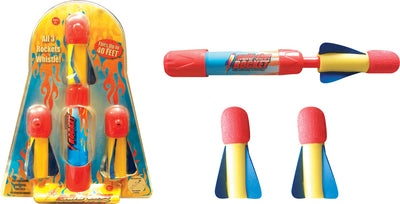 Jumbo Whistle Rockets 17""